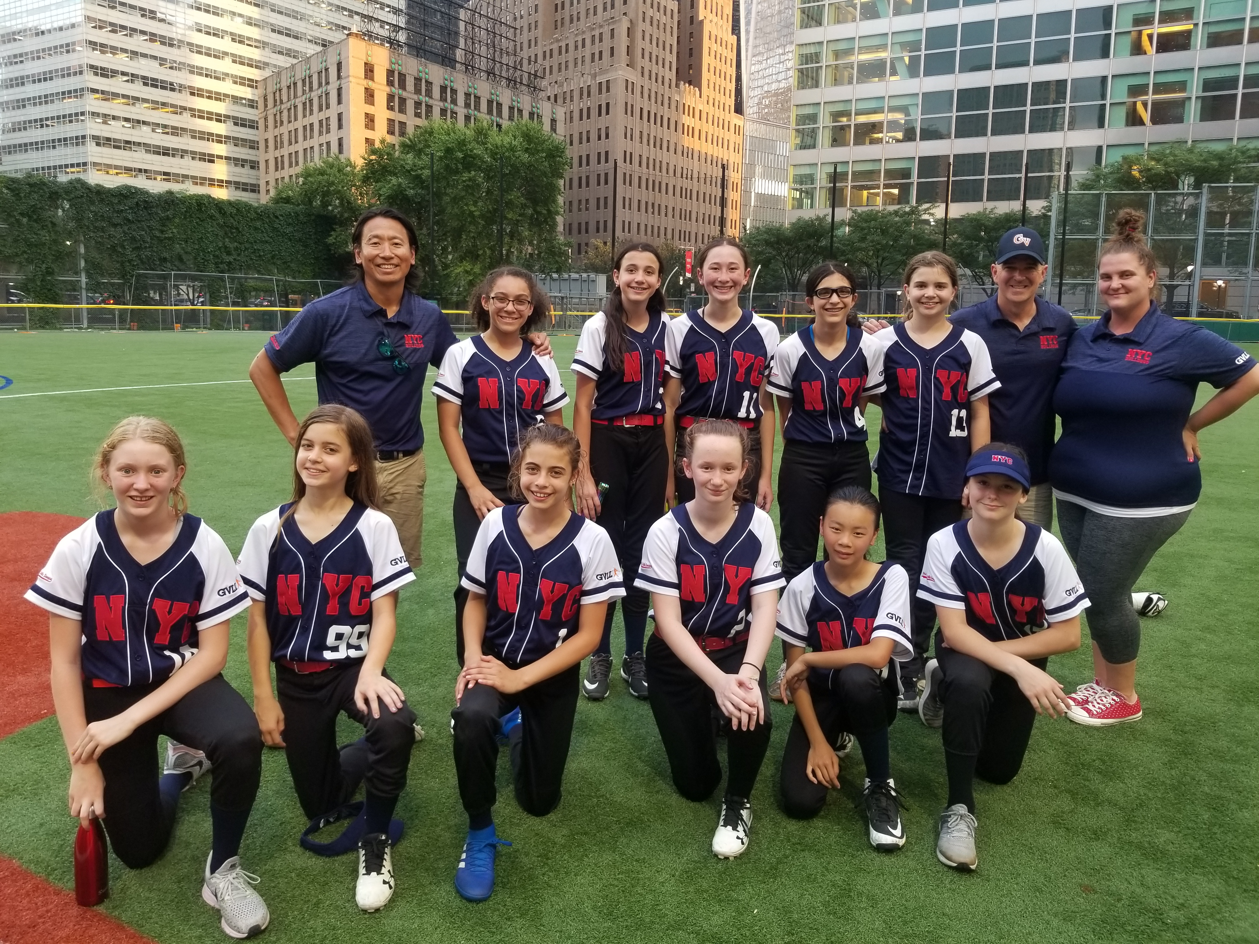 West Side Little League - New York City: Home Page